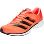 adidas Adizero Adios 5 Schuhe Herren signal coral/core black/footwear white