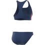 adidas Fit 3S Infinitex Bikini Femme, bleu