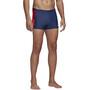 adidas Fit 3Second BX Boxer Homme, bleu