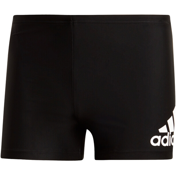 adidas Fit BOS Schwimm-Boxershorts Herren black/white