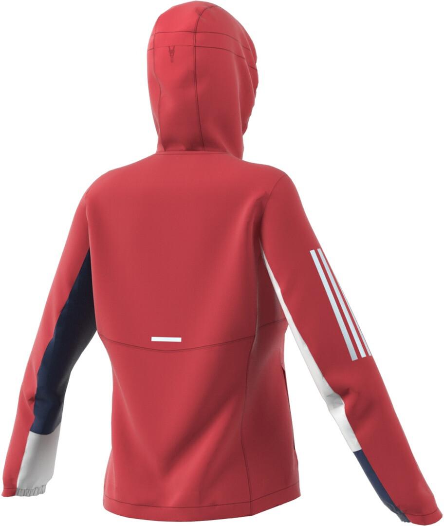 adidas OWN The Run Jacke Damen glory red