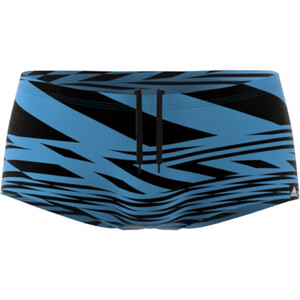adidas Pro Tokyo AQS Schwimm-Boxershorts Herren shock cyan/black shock cyan/black