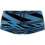 adidas Pro Tokyo AQS Schwimm-Boxershorts Herren shock cyan/black