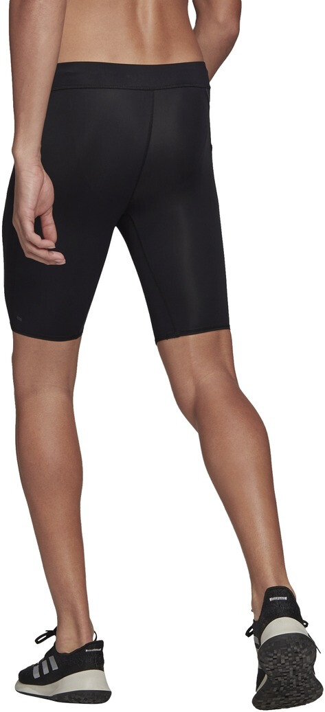 adidas Saturday Kurze Tights Herren black