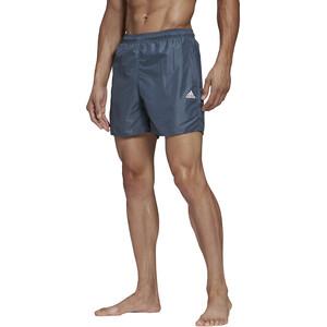 adidas Solid CLX SH SL Shorts Men, legacy blue legacy blue