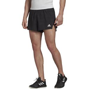 adidas Speed Split Shorts Herren black/white black/white