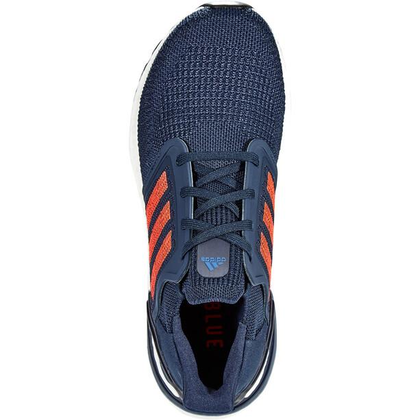 adidas Ultraboost 20 Schuhe Herren collegiate navy/solar red/royal blue