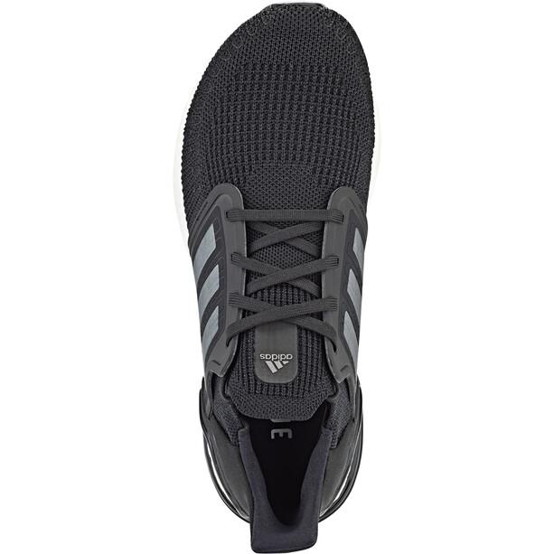 adidas Ultraboost 20 Schuhe Herren core black/night metal/footwear white