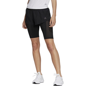 adidas 2In1 Shorts Damen black black