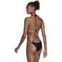 adidas Neckholder Bikini Damen black