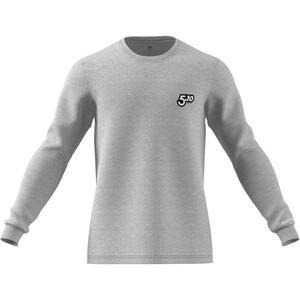 adidas Five Ten 5.10 GFX LS Shirt Men medium grey heather medium grey heather