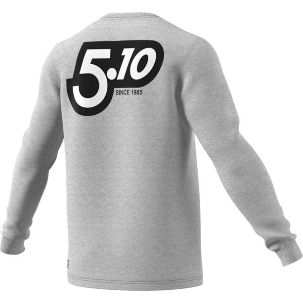 adidas Five Ten 5.10 GFX LS-skjorte Herre grå