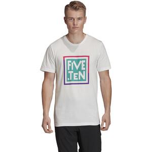 adidas Five Ten 5.10 GFX Tee Men white white