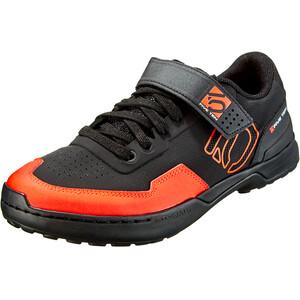 adidas Five Ten Kestrel Lace MTB-Kengät Miehet, musta/punainen musta/punainen