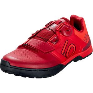 adidas Five Ten Kestrel Pro Boa TLD Mountain Bike Schuhe Herren strong red/core black/hi-res red strong red/core black/hi-res red