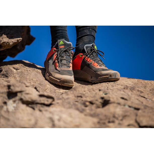 adidas Five Ten Trailcross LT Mountain Bike Schuhe Herren core black/grey three/solid red