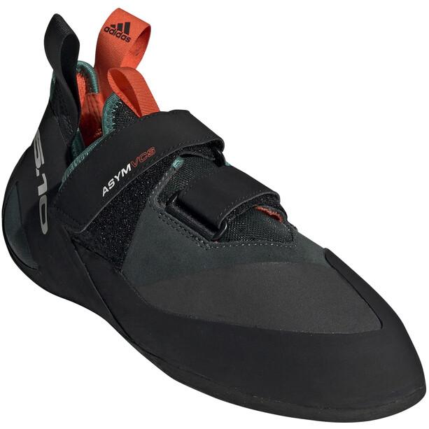 adidas Five Ten Asym Kiipeilykengät Miehet, active green/core black/active orange