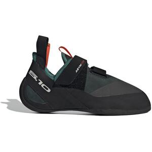 adidas Five Ten Asym Kiipeilykengät Miehet, active green/core black/active orange active green/core black/active orange