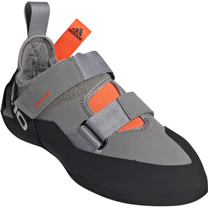 adidas Five Ten Kirigami Chaussons d'escalade Femme, gris/noir gris/noir