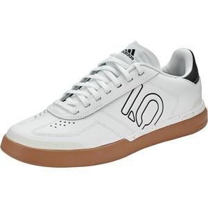 adidas Five Ten Sleuth DLX Mountain Bike Schuhe Herren footwear white/core black/gum M2 footwear white/core black/gum M2
