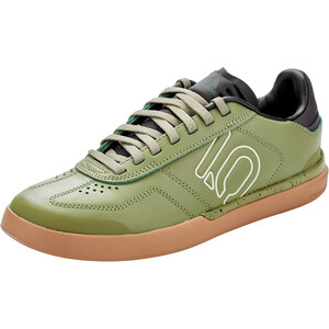 adidas Five Ten Sleuth DLX Mountain Bike Schuhe Herren grey two/legacy green/grey two grey two/legacy green/grey two