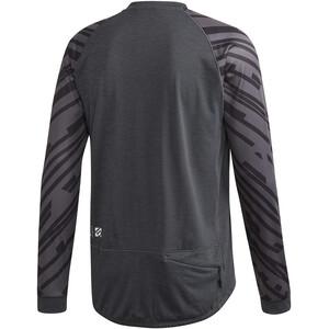 adidas Five Ten Trailcross Langarmshirt Herren black black