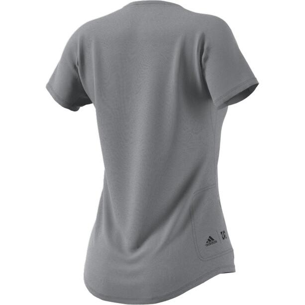 adidas Five Ten Trailcross T-Shirt Damen grey three