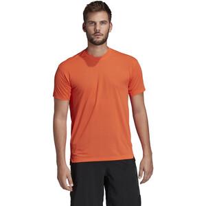 adidas TERREX AGR Alla T-Shirt Herren true orange true orange