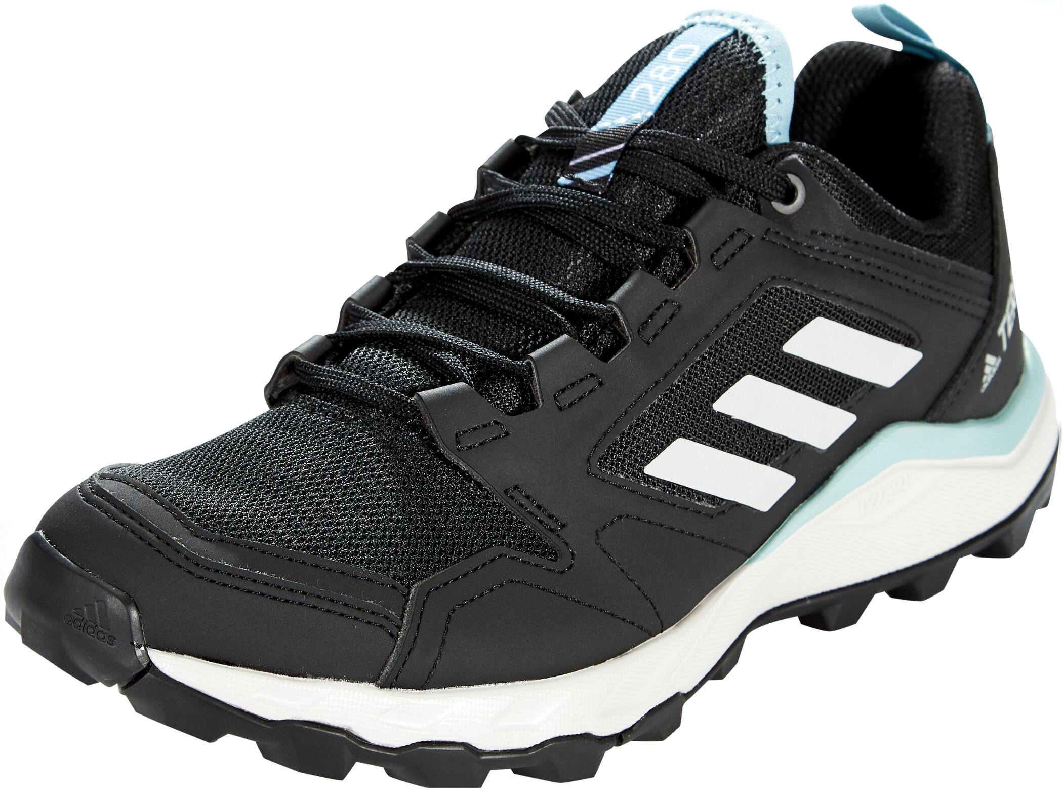 adidas TERREX Agravic TR Trail Running Schuhe Damen core blackgrey twoash grey