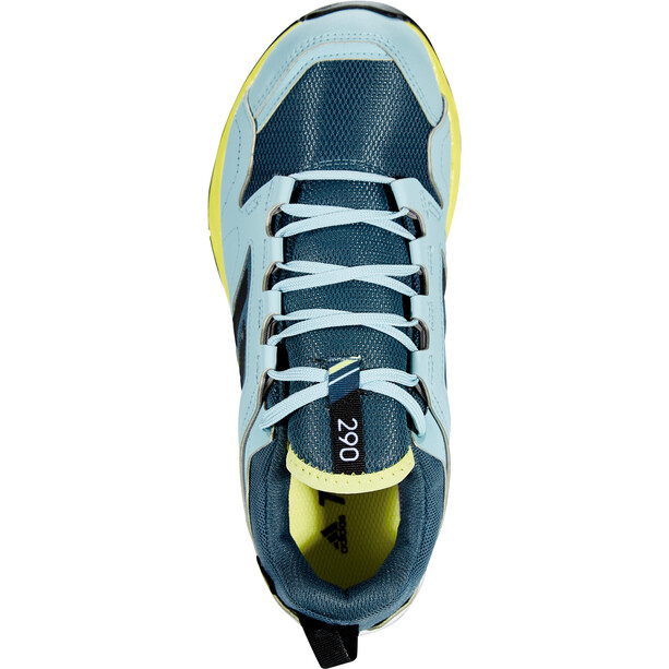 adidas TERREX Agravic TR Gore-Tex Trail Running Schuhe Damen legacy blue/core black/yellow tint