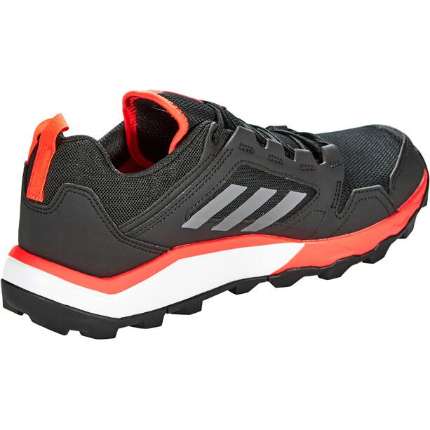adidas TERREX Agravic TR Gore-Tex Trail Running Schuhe Herren core black/grey four/solar red