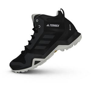 adidas TERREX AX3 Mid Gore-Tex Chaussures de randonnée Femme, noir noir