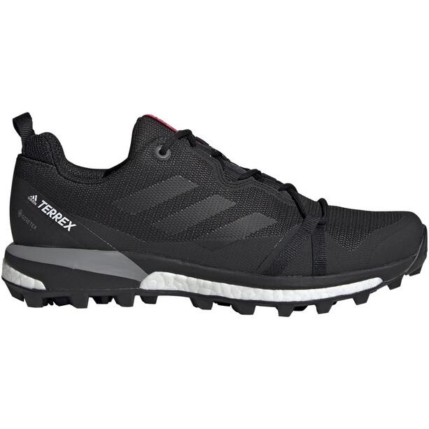 adidas TERREX Skychaser LT Gore-Tex Wanderschuhe Damen carbon/core black/acitve pink
