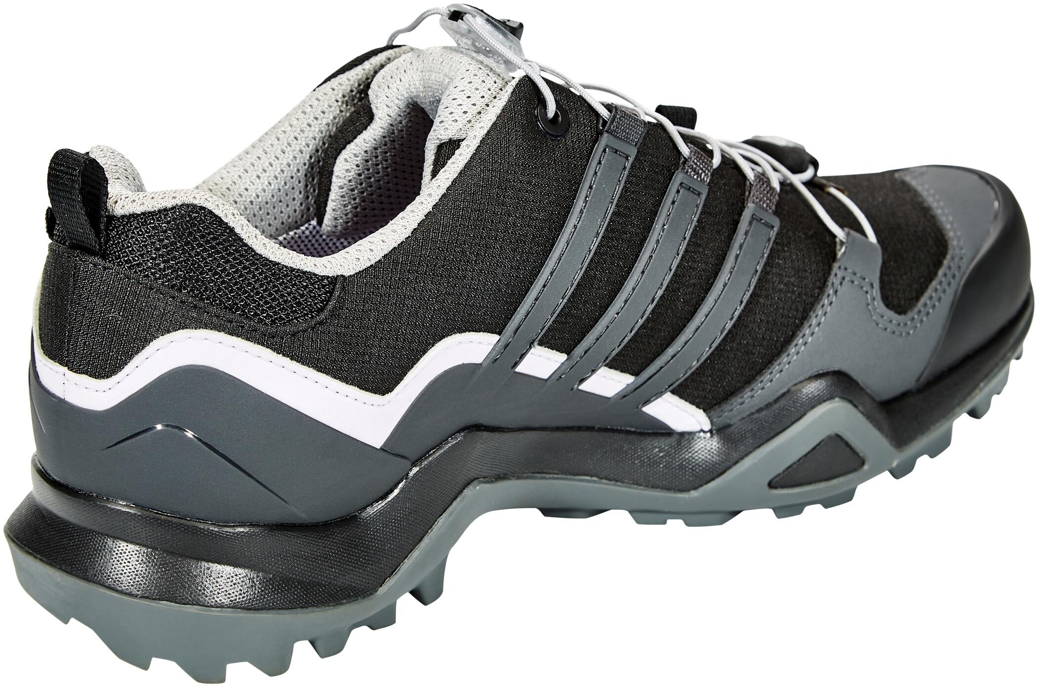 adidas TERREX Swift R2 Gore Tex Wanderschuhe Damen core blackdgh solid greypurple tint