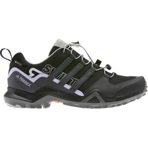 adidas TERREX Swift R2 Gore-Tex Wanderschuhe Damen core black/dgh solid grey/purple tint core black/dgh solid grey/purple tint