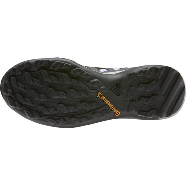 adidas TERREX Swift R2 Mid Gore-Tex Chaussures de randonnée Femme, noir/gris