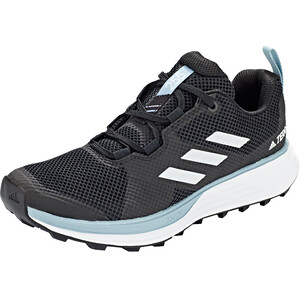 adidas TERREX Two Trail Running Schuhe Damen core black/footwear white/ash grey core black/footwear white/ash grey