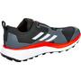 adidas TERREX Two Trail Running Schuhe Herren core black/footwear white/solar red