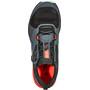adidas TERREX Two Boa Trail Running Schuhe Herren core black/silver metal/solar red