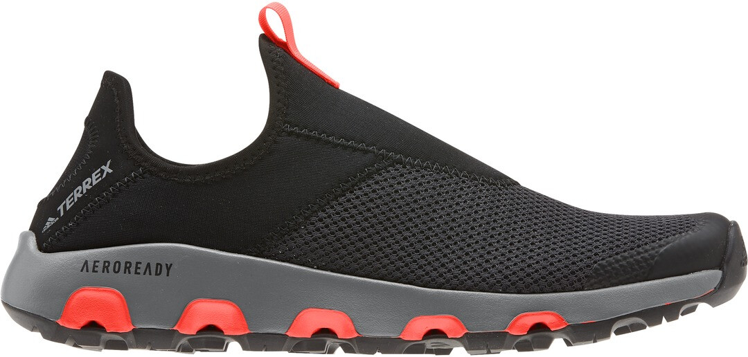 adidas TERREX Voyager Slip On S.RDY Wasserschuhe Herren core blackgrey threesolar red