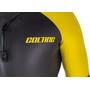 Colting Wetsuits Swimrun Go Wetsuit Herren black/yellow