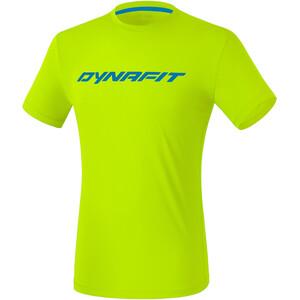 Dynafit Traverse 2 T-Shirt Herren gelb gelb