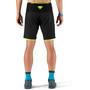 Dynafit Ultra 2in1 Shorts Herren black out