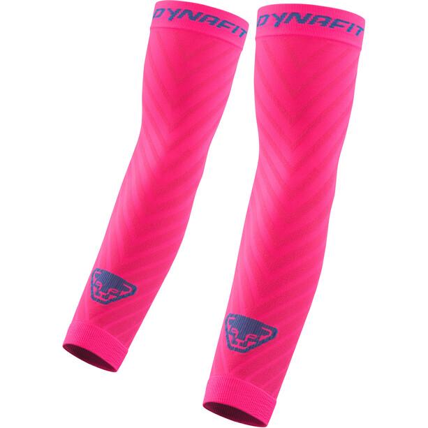 Dynafit Ultra Armschützer fluo pink