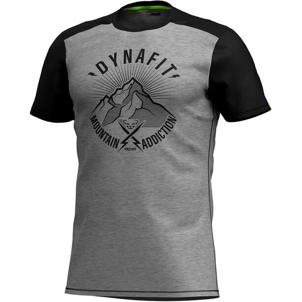 Dynafit Transalper Light Kurzarm T-Shirt Herren black out