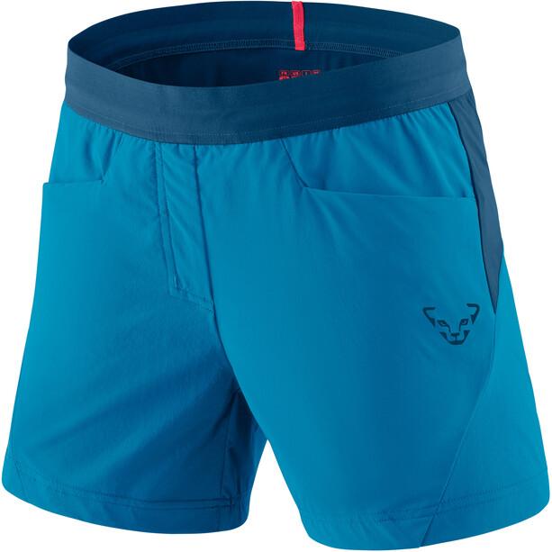 Dynafit Transalper Hybrid Shorts Damen mykonos blue