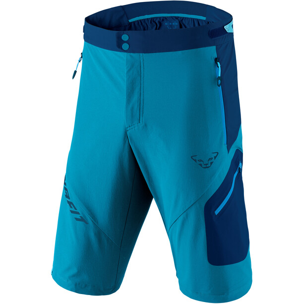 Dynafit Transalper 3 Dyna-Stretch Shorts Herren mykonos blue