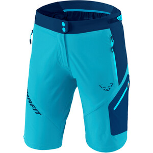 Dynafit Transalper 3 Dyna-Stretch Shorts Mujer, Turquesa/azul Turquesa/azul