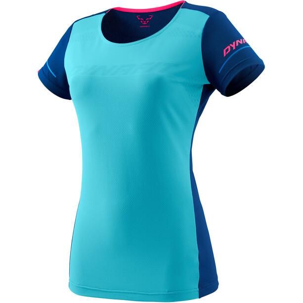 Dynafit Alpine Kurzarm T-Shirt Damen silvretta