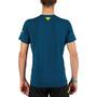 Dynafit Alpine Kurzarm T-Shirt Herren mykonos blue